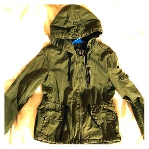 FORVEr21 Army green Jacket